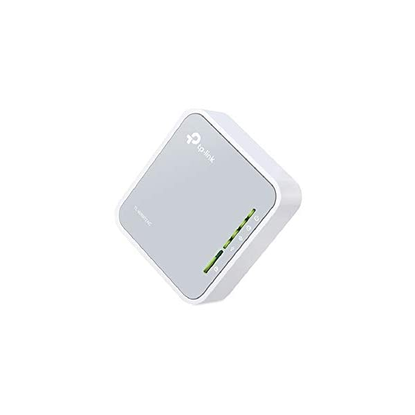 TP-Link AC750 Wireless Portable Nano Travel Router – WiFi Bridge/Range Extender/Access...