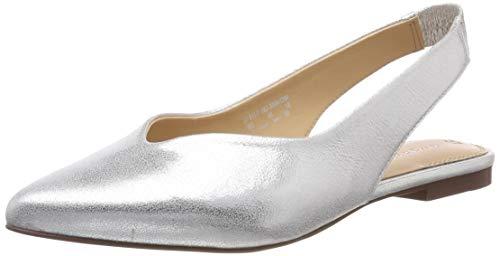 bugatti Damen 411711623900 Slipper, Silber (Silver 1300), 40 EU