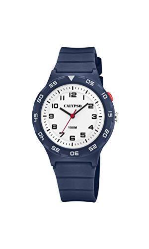 Calypso Reloj Analógico para Niños de Cuarzo con Correa en plástico K5797/3