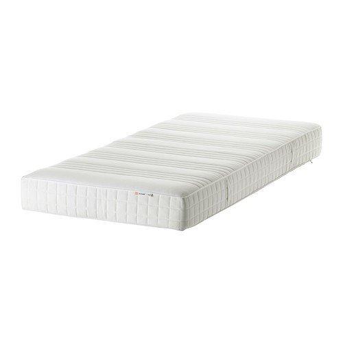 IKEA mATRAND en latex, résistance moyenne, blanc 90 x 200 cm