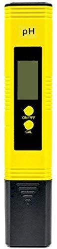 Leslaur Calibration Digital Pocket Pocket Pen Meter Multímetro Tester Medidor digital para el acuario de agua potable