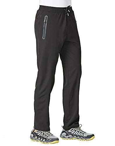 YSENTO Men's Outdoor Sports Quic...