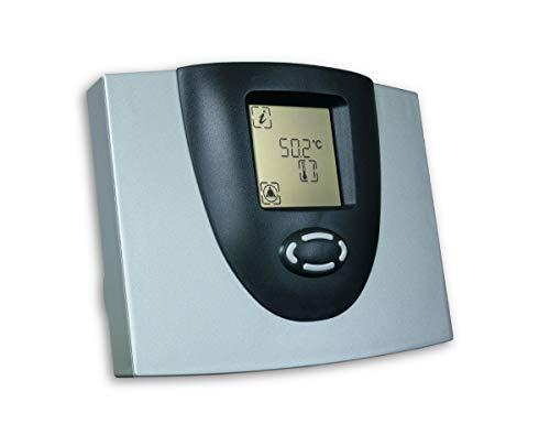 Solarregler SDC 307, Solarsteuerung für thermische Solaranlagen, Grundschemen + Multifunktionsregler
