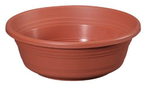 Pflanzschale JESSICA rund aus Kunststoff, Farbe:terracotta;Durchmesser:60 cm
