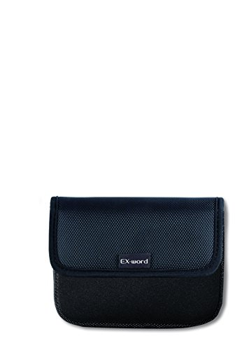 Casio  EX-word Slim Case Nylontasche für EX-word EW-G200er Serie schwarz