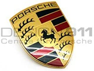 Bonnet Badge. Porsche Boxster/Cayman / 993/996 / 997 / Panamera