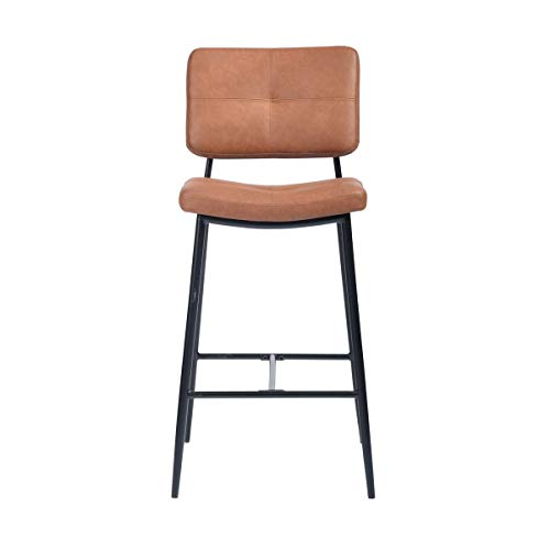 Yata Home – Juego de 2 taburetes de bar, silla de bar, est