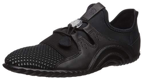 ECCO Damen Vibration 1.0 Sneaker, Schwarz (Black 1001), 39 EU