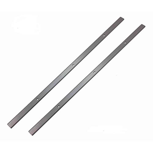 2pcs of 12.5-Inch Replacement Blades Thickness Planer Knives For WEN 6550 Benchtop -  Yubala