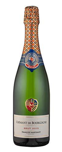 Cremant De Bourgogne Brut Cremant Metodo Classico - Pacco da 6 x 750 ml