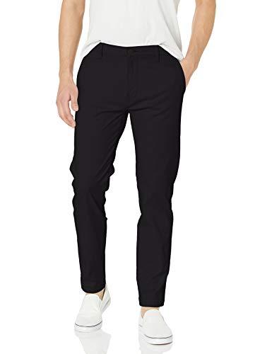 Levi's Men's XXStandard Tapered Chino Pants, Mineral Black - Stretch, 34W x 30L