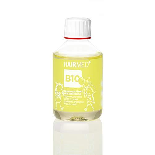 HAIRMED - B10 Shampoo Delicato per Bambini - Districante Capelli Bimbi - 200 ml