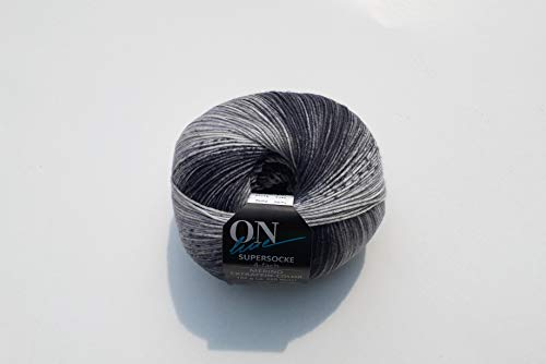 Online Supersocke Sort. 277 Merino Extra Fine Color 4 X 100 G Colore 2414
