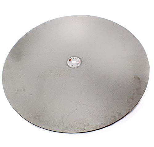 """Stock-Home Abrasive Tools, 20"""" Inch 500mm Grit 60-800 Coarse Diamond Grinding Disc Abrasive Wheels Coated Flat Lap Disk Lapidary Jewelry Tools for Stone - (Grit: 240 Medium)"""