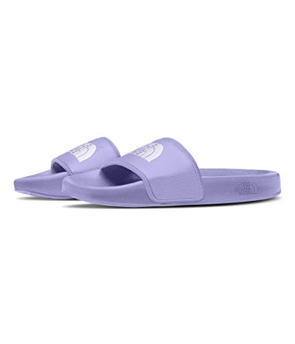 The North Face Women's Base Camp Slide III, Sweet Lavender/Sweet Lavender, 9
