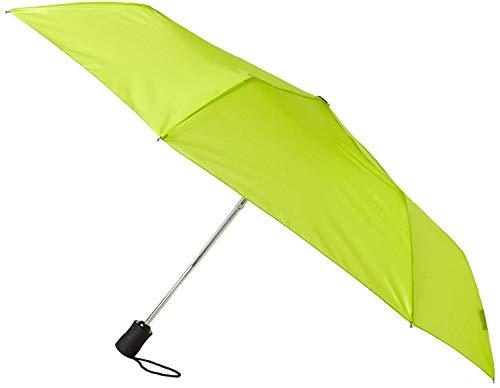 Lewis N. Clark Travel Umbrella: Windproof & Water Repellent Fabric Automatic Open Close