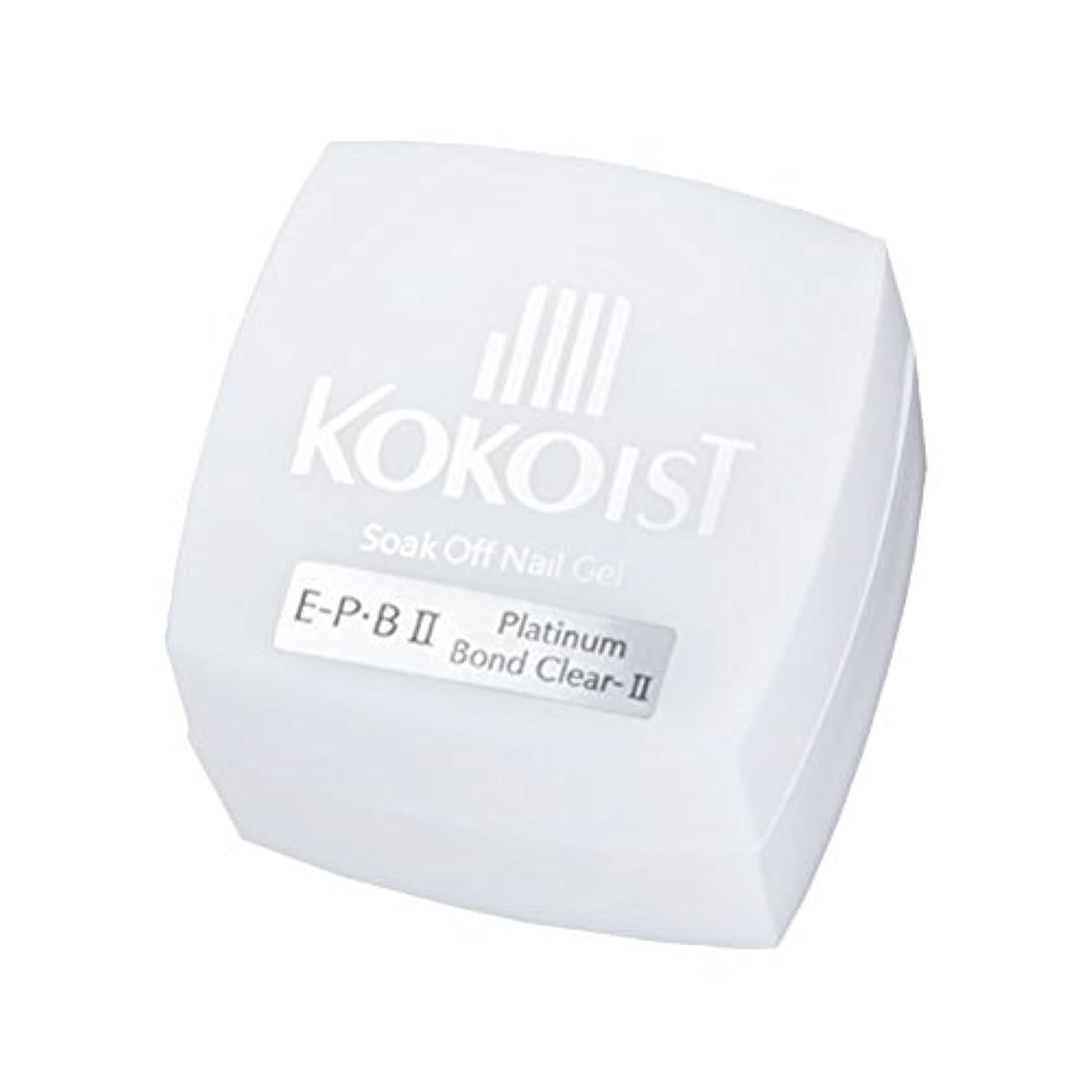 減少ブリリアント人気のKOKOIST フ゜ラチナホ゛ント゛II 4g ジェル UV/LED対応