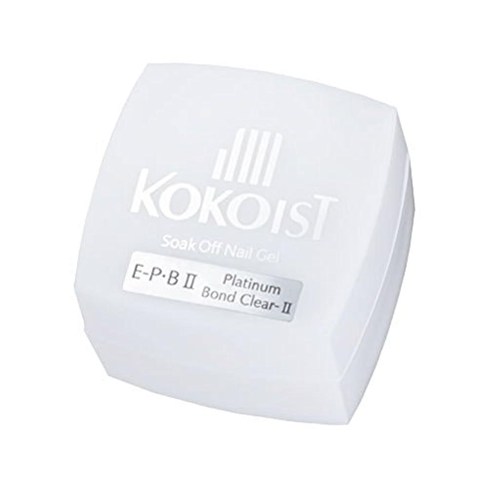 アセンブリスローマトンKOKOIST フ゜ラチナホ゛ント゛II 4g ジェル UV/LED対応