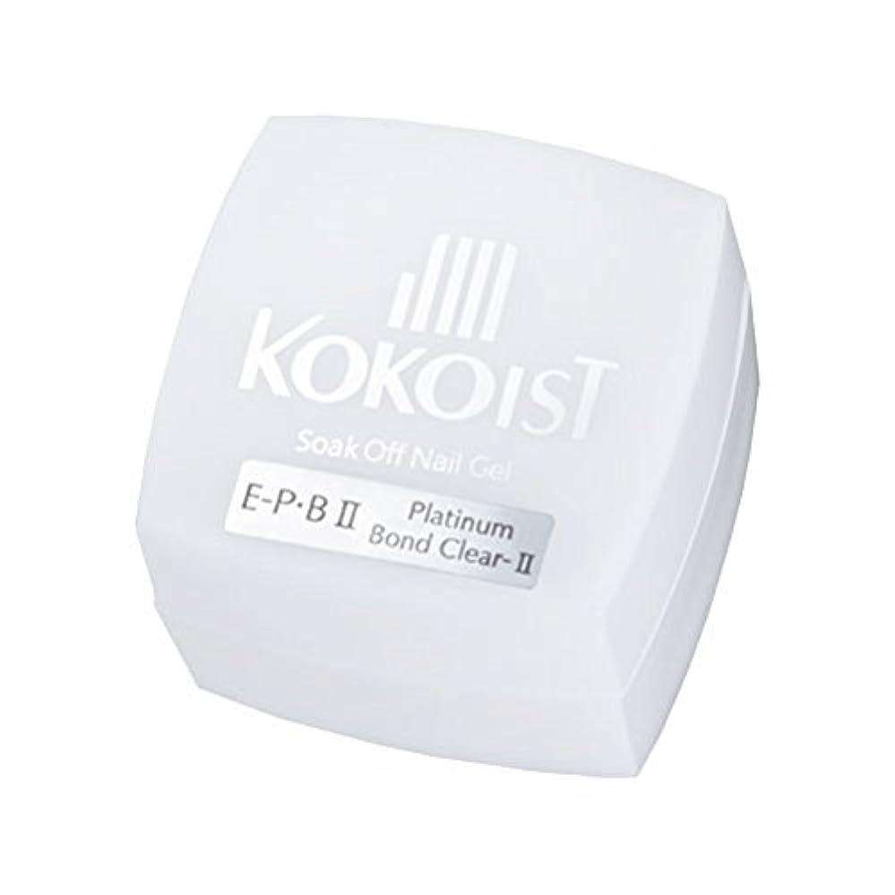 突破口近代化承認KOKOIST フ゜ラチナホ゛ント゛II 4g ジェル UV/LED対応