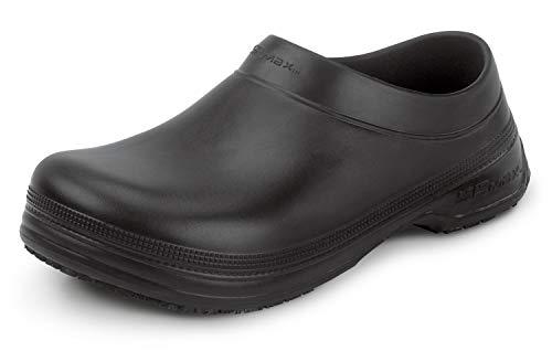 SR Max Hatteras, Men's, Black EVA Clog Style Soft Toe Slip Resistant Work Shoe (14.0 EW)