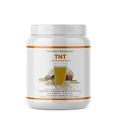 TNT ENERGY FIBRE NUTRITIONAL DRINK MIX (532g) by Nature's Sunshine