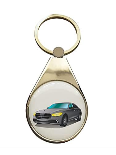 StartYourDreamCar Llavero compatible con Mercedes Clase S (W223) 2020