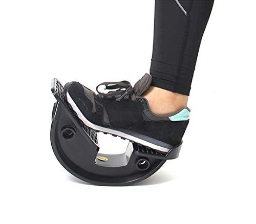 DUTTY Estirador de pie de balancín de Tobillo para tendinitis de Aquiles, Estiramiento Muscular, estirador de pies, Yoga, Fitness, Deporte, Pedal de Masaje