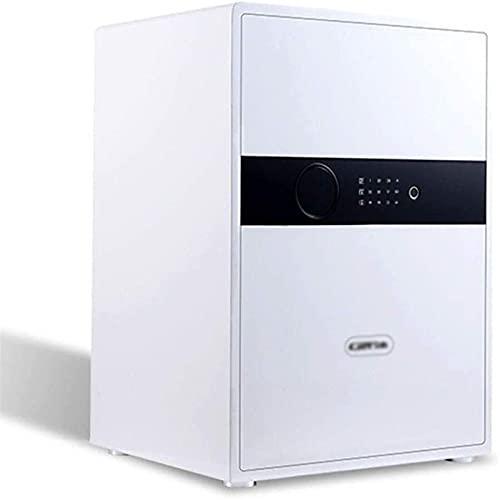 ZXNRTU Säkerhetsboxar för hemmet, Säker och låsbox - Säker låda, kassaskåp och låsboxar, pengar låda, säkerhetsboxar för hem, digital säker låda, hem Smart liten stöldskydd Säker Fingeravtryck All stå
