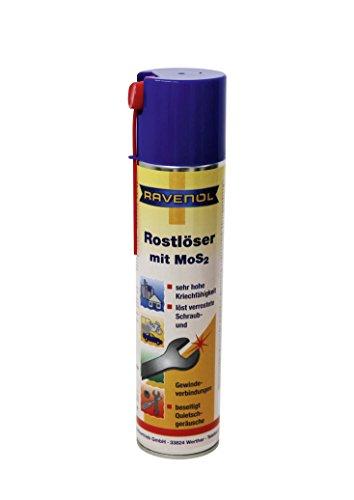 RAVENOL 15150005 Produit Anti-Rouille avec MoS2 en Spray 400 ML