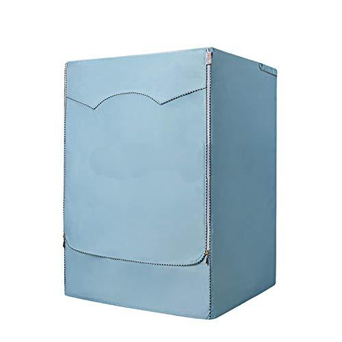 Lavatrice Cover Up Copri per Lavatrice e Asciugatrice Copertura Lavatrice Impermeabile Antipolvere Coperchio Protettivo Anti-ultravioletti Protegge dal Calore Vento Polvere Solare