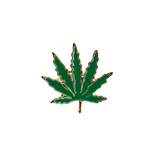 Ownit1st Metal Badge Marijuana Weed Themed Enamel Pin Catalogue 504