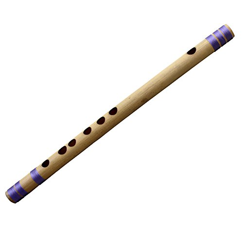 Transversal de bambú flauta