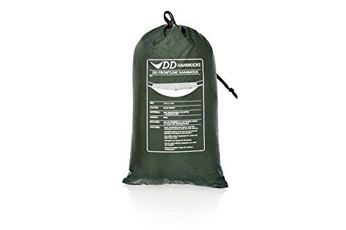 【スコットランド発】DD Frontline Hammock フロントラインハンモック 野営スタイルのキャンプに 快適 軽量...