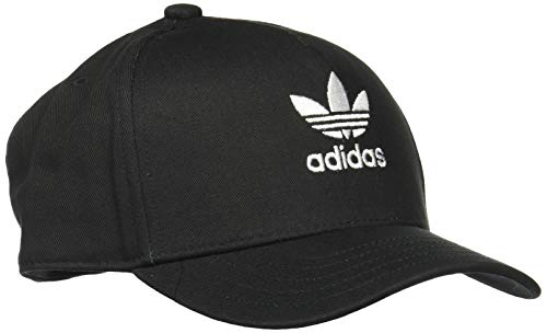 adidas Schirmmütze Adicolor Closed Trucker Curved, Black, OSFY, ED8704