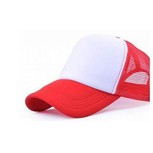MGUOH Hut Baseballpet Meisjes hoed net mannen dames hoed pak zomer hip hop muts