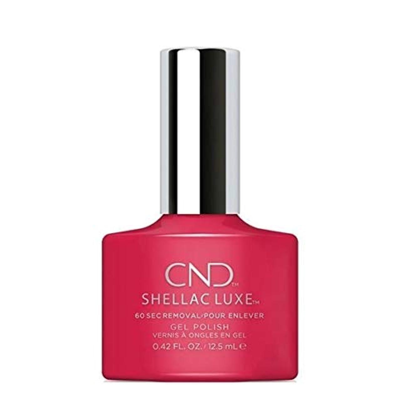 衰える常習的魅惑的なCND Shellac Luxe - Femme Fatale - 12.5 ml / 0.42 oz