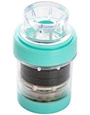 BESTONZON Waterkraan filter kraan keukenkraan kraanwater reiniger filter willekeurige kleur