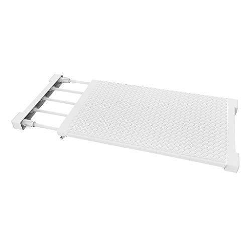 Rack de rangement réglable et rétractable - 38 x 24 cm