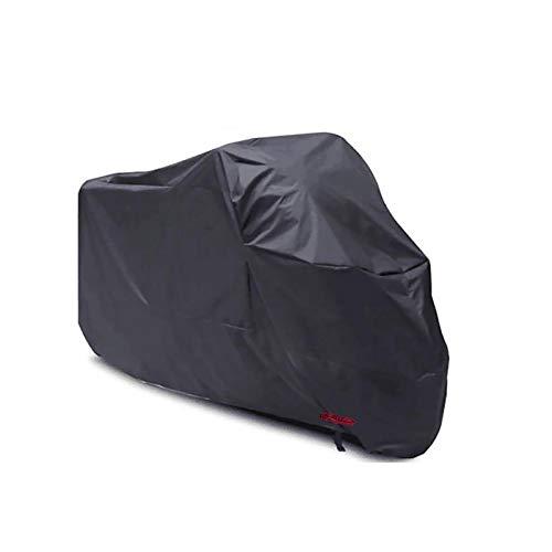 XJZHJXB Fundas para Motos Cubierta de la Motocicleta Compatible con Cubierta de la Motocicleta BMW F 650GS Dakar, 3 Colores 210D Oxford con Tapa de la Cerradura Exterior Motocicleta, Ajuste 200-295cm
