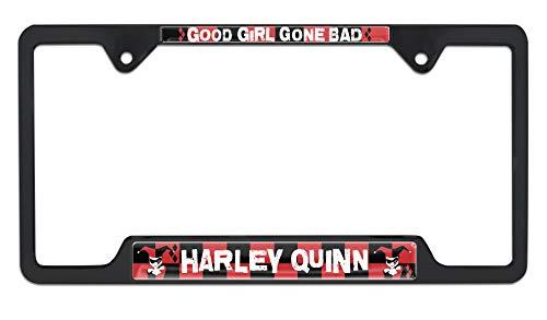 31esqraC3jL Harley Quinn License Plate Frames