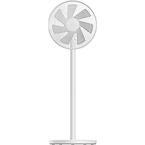 Xiaomi Mi Smart Standing Fan 1C Ventilador 38 W 26.6 Decibel, 3 Velocidades, Blanco