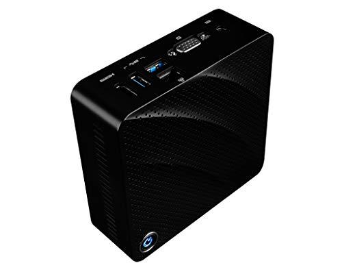 MSI Cubi N 8GL-005 N4000 1,10 GHz 0,45L Größe PC Schwarz Intel SoC BGA 1090 - PC/Workstation Barebones (Intel SoC, BGA 1090, Intel® Celeron®, 1,10 GHz, N4000, 14 nm)
