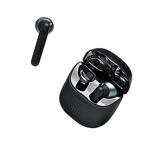 JBL T220 True Wireless in-Ear Headphone- Black