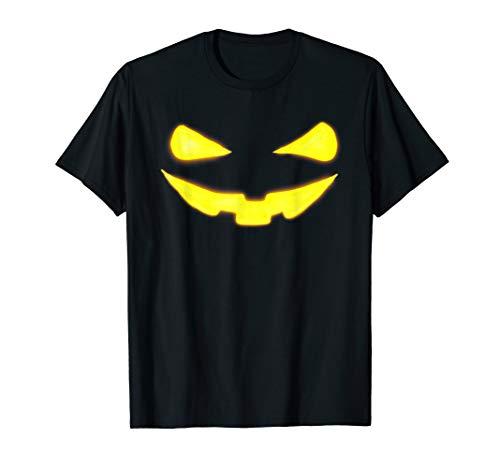 Jack O' Lantern Pumpkin Halloween Costume T-Shirt