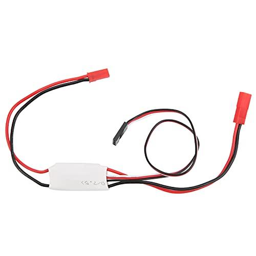 01 Interruptor RC Drone, Fuerte compatibilidad, Peso Ligero y fácil de Instalar, Interruptor RC 30A para la Escuela para el hogar