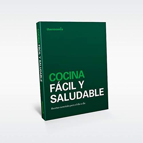 Original Vorwerk Thermomix TM5 Buch Kochbuch Libros de cocina - Cocina fácil y saludable in spanischer Sprache NEU