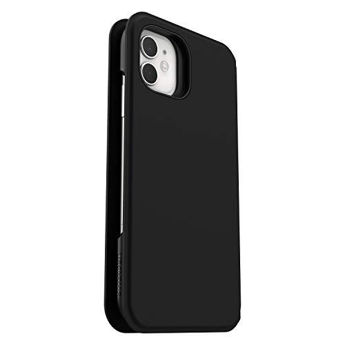 OtterBox Strada Via Folio sturzsichere Schutzhülle für iPhone 11 - schwarz