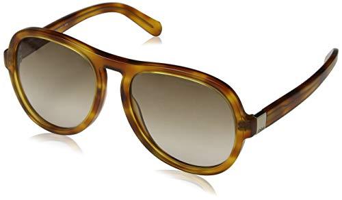 Chloè CE716S 725 59 brilmontuur, goud (blonde Havana), dames