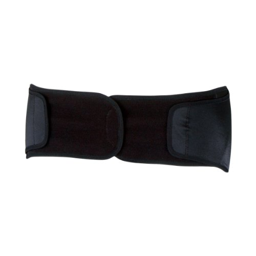 ワコール (Wacoal) マタニティ 骨盤ベルト ベルトタイプ (日本製) 産後 骨盤サポート [ 洗濯機で洗える ] BL/ブラック 黒 M MGQ405