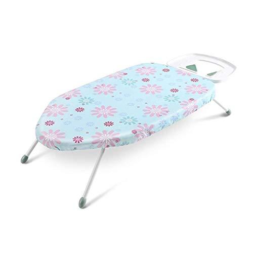MIEMIE Multifunktionales Bügelbrett Einfach zu lagerndes Brett Home Schlafzimmer Kleiderschrank Zusammenklappbarer Kleiner Tisch